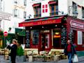 Montmartre - Le Consulat Rue Norvins