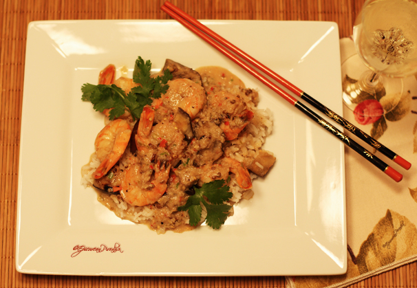 My Thai Prawn Curry 3