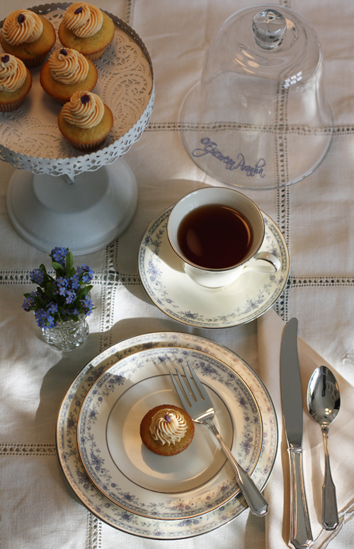 Afternoon Tea Chez Epi