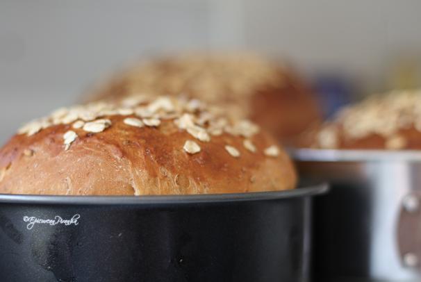 Mae's Oatmeal Bread 11 04